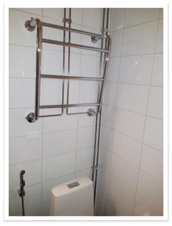 Linjasaneeraus kylpyhuoneremontti Finnplumber